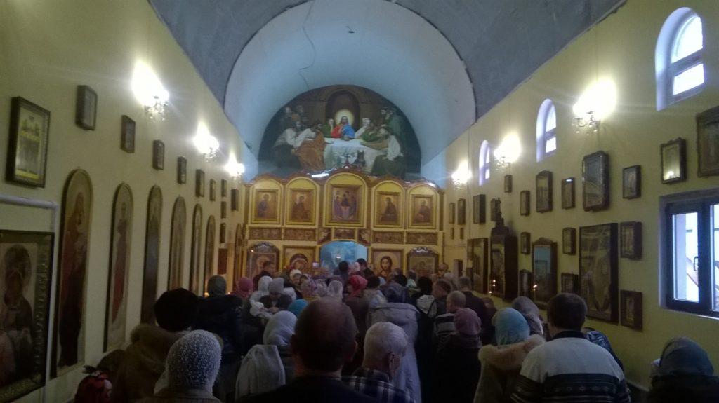 1. Храм Архангела Михаила