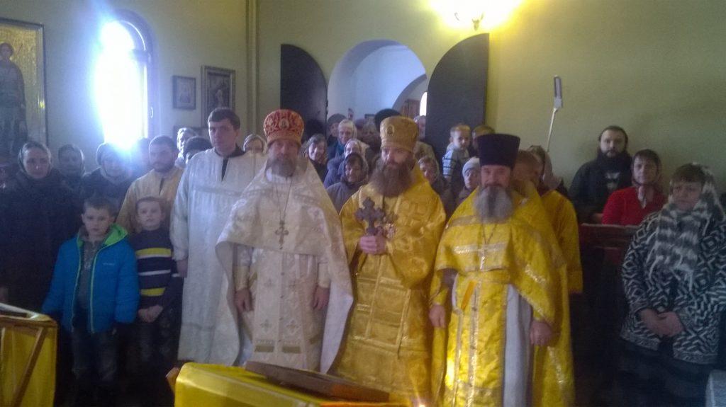 6. Духовенство и прихожане после Литургии